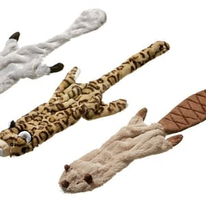Koiran lelu majavan, ketun ja leobardin raato mini