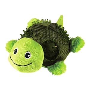 Koiran lelu Kong Shells Kilpikonna
