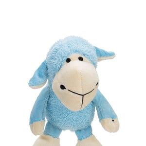 koiran lelu pehmolammas sininen 21cm 108937