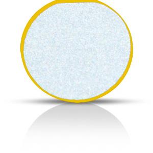 Koiran nimilaatta kaiverruksella - HEIJASTAVA hiline alumiini ISO ympyrä, kulta