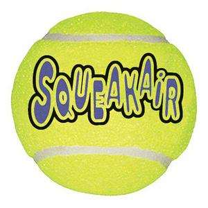 Koiran Lelu Kong Tennispallo Vinkuva XL