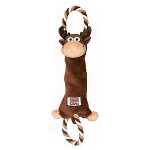 Koiran Lelu Kong Tugger Knots Moose