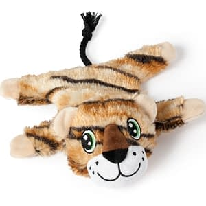 Koiran Lelu raatolelu Villieläin Tiikeri 18cm