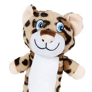 Koiran Lelu Villieläin Leopardi 23cm
