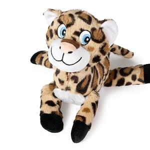 Koiran Lelu Villieläin Leopardi 25cm