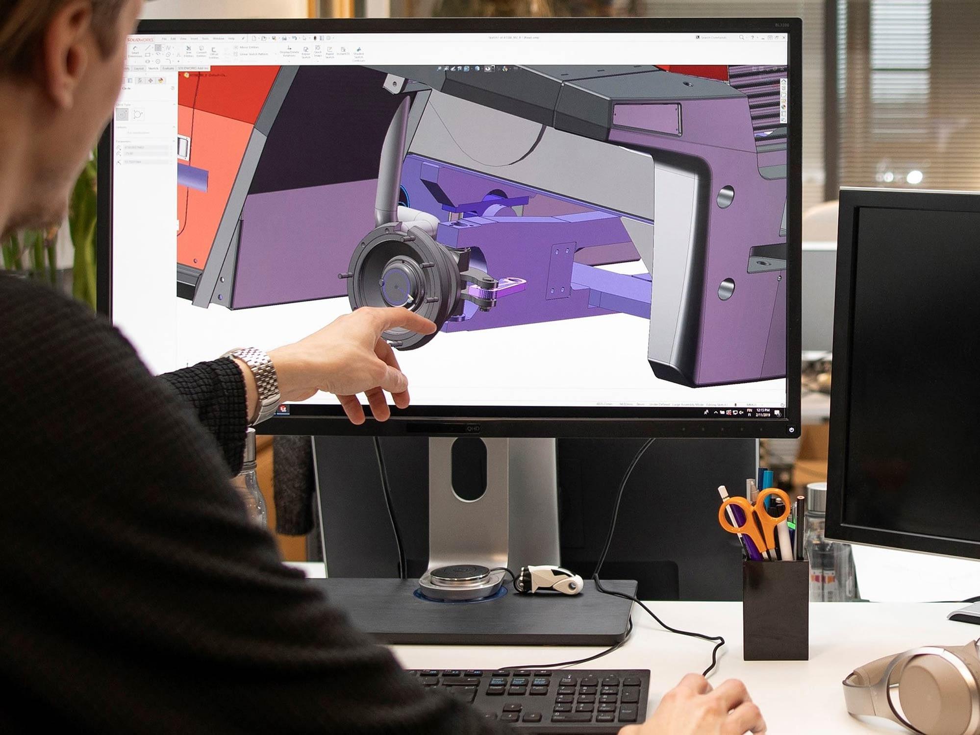 Mekaniikkasuunnittelu Link Design