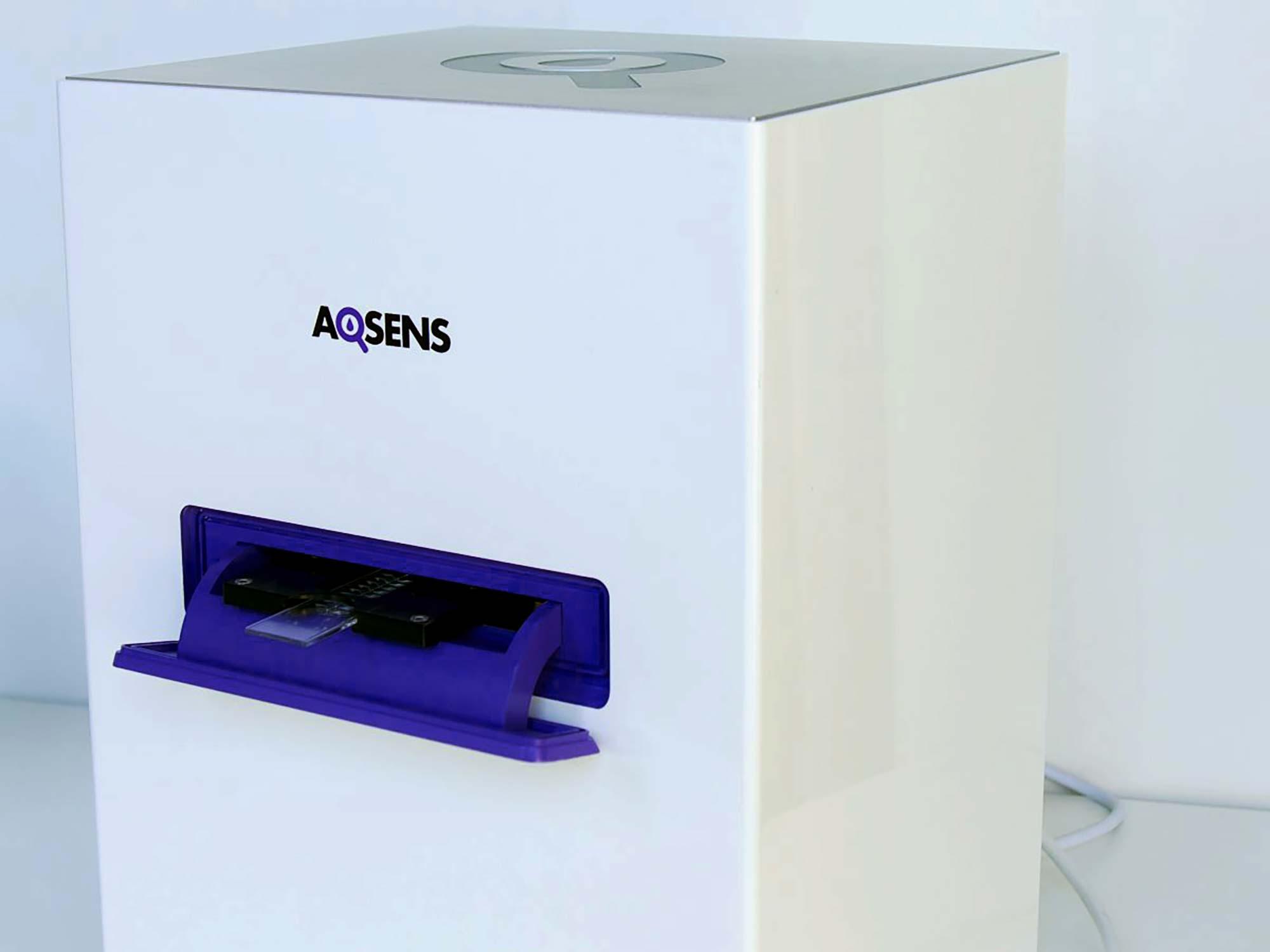 Aqsens Link Design