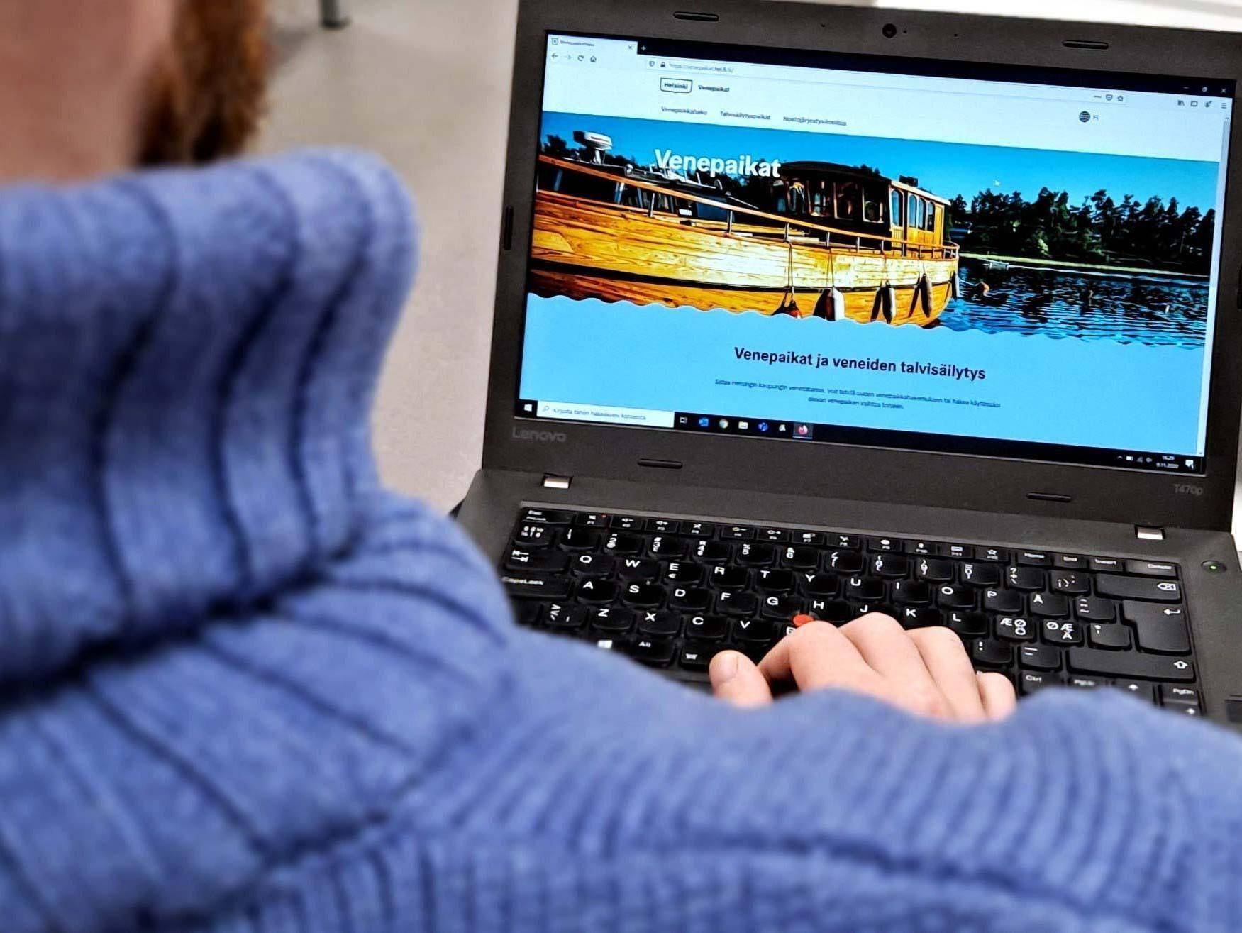 Vene Helsingissä Link Design