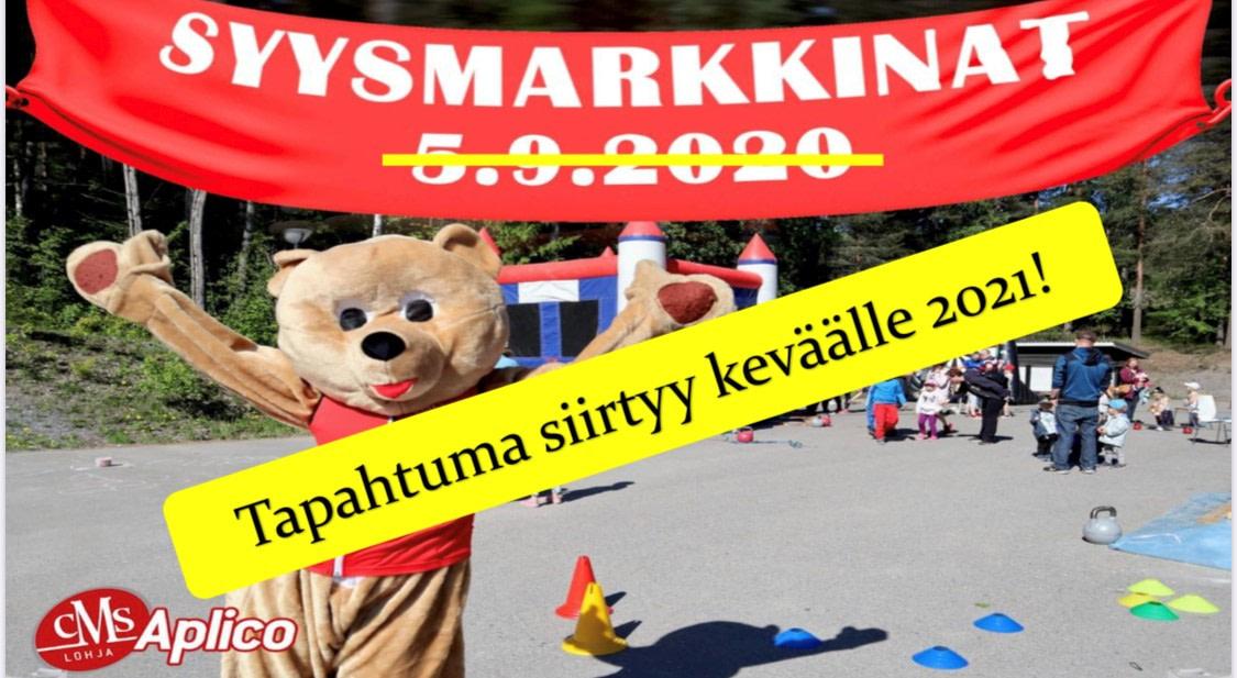 Oulun Syysmarkkinat 2021