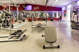 Kuntosali ja toimintasali 700 m2