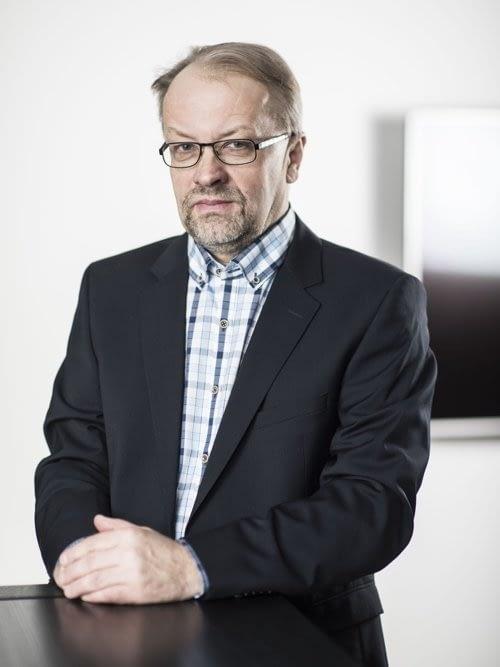 Heikki Laurila - Yhteyspäällikkö - PolarPro