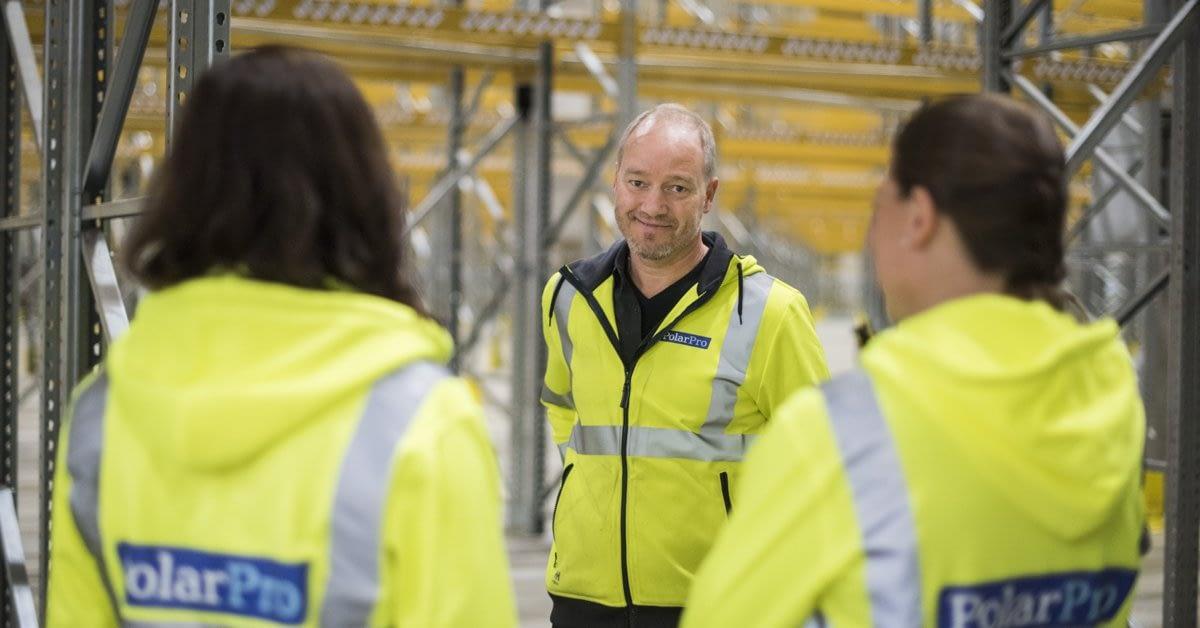 Medi10 luottaa PolarPron varastointipalveluihin