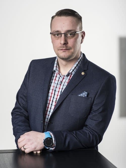 Patrik Alen - Myyntijohtaja - PolarPro