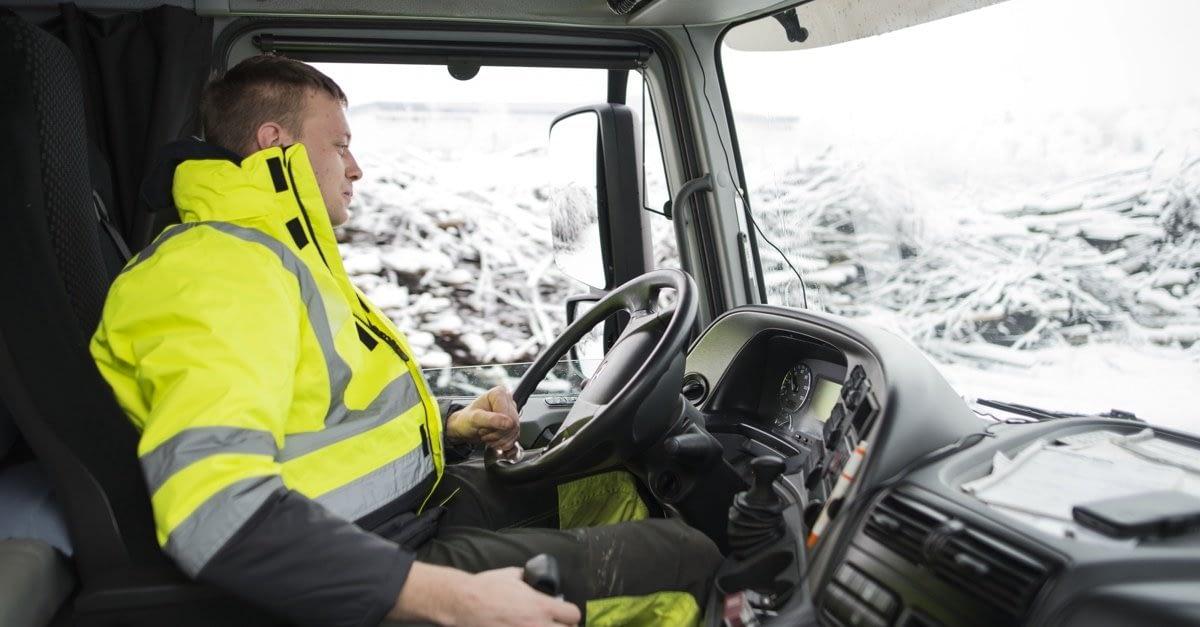 Henkilöstövuokrausyritys ryhtyi kouluttamaan kuljettajia
