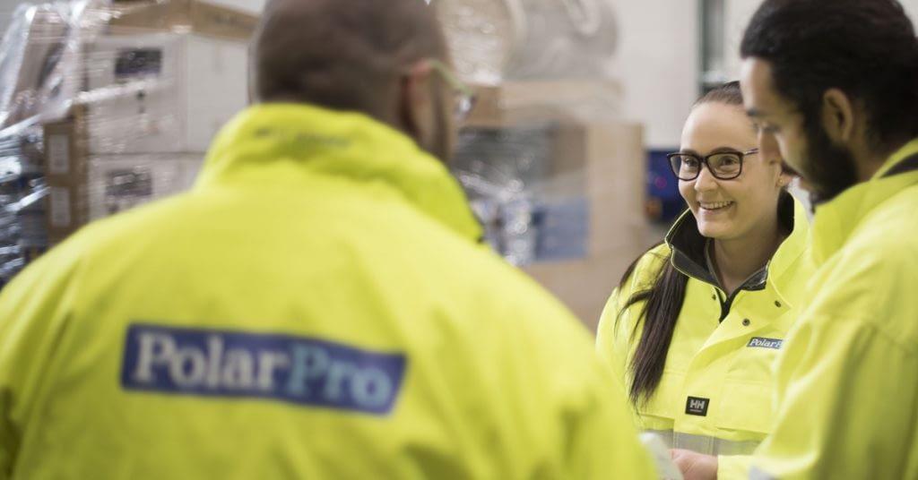 You are currently viewing PolarPro varautuu yritysten muuttuviin tarpeisiin