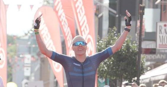 You are currently viewing Kummiurheilijamme Kalmarin Ironman-kisassa huippuaikaan