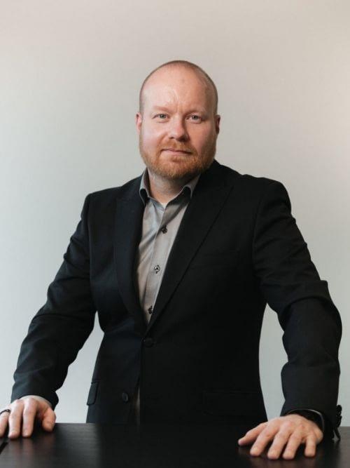 Jaakko Leimio - Key Account Manager - PolarPro