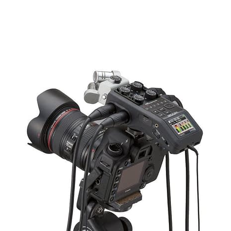 Zoom H6 Digitaalinen äänitallennin