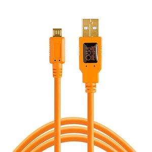 Tether Tools USB 2.0 Micro-B kaapeli 4,6m