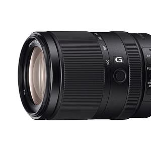 Sony FE 70-300mm F4.5-5.6 G OSS objektiivi
