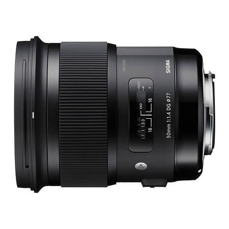 SIGMA 50mm F1.4 DG HSM   A Horizontal 2