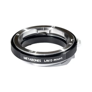 Metabones Sovite, Leica M to Sony E-mount demolaite
