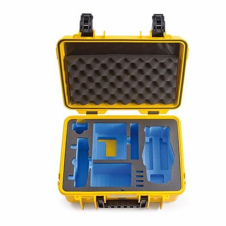 B&W Type 4000 DJI Mavic Pro 2 + smart controller sisäosa, keltainen