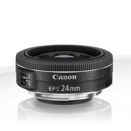 Canon EF-S 24mm f/2.8 STM objektiivi