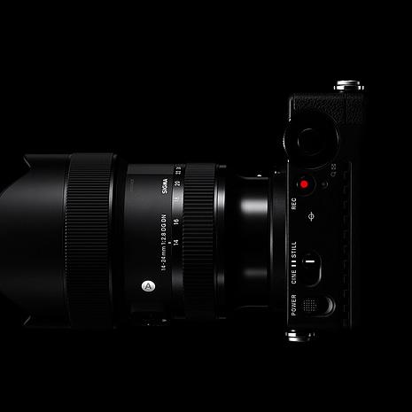 SIGMA 14 24mm F2.8 DG DN   A Design 2