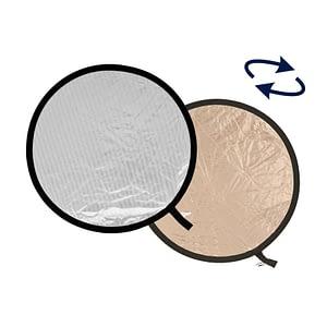 Lastolite Collapsible Reflector 1.2m Sunlite / Soft Silver
