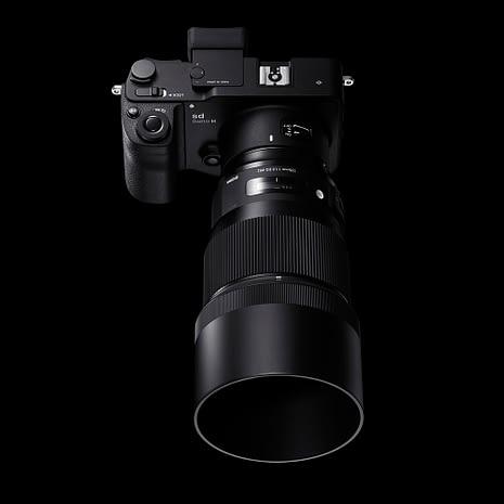 SIGMA 135mm F1.8 DG HSM | A Design 1