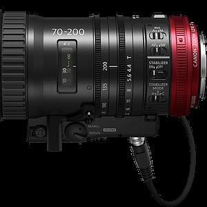 Canon CN-E 70-200mm T4.4 L IS objektiivi