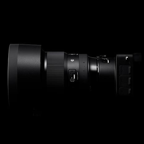 SIGMA 105mm F1.4 DG HSM A Design 2