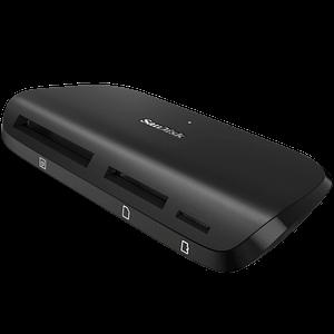 SanDisk USB 3 ImageMate kortinlukija