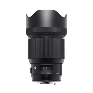 Sigma Art EOS 85mm f/1.4 A DG HSM, Canon objektiivi