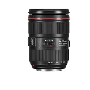 Canon EF 24-105mm f/4L IS II USM objektiivi
